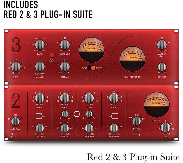 Focusrite Plug-ins