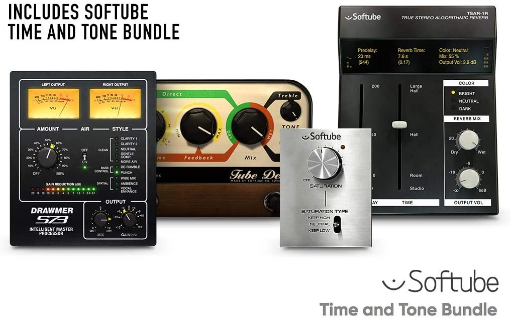 Focusrite Softube
